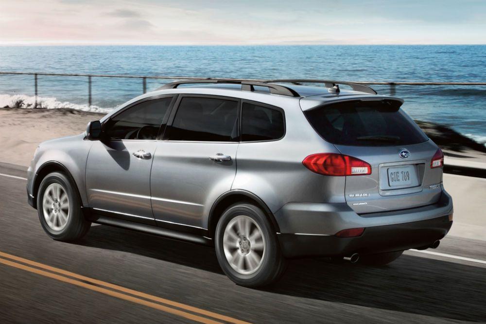 2014 Subaru Tribeca Limited Automobile Magazine Subaru