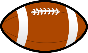Ball Football Clip Art Football Clips