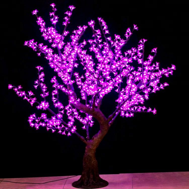 Free Shipping Waterproof 5 Feet Outdoor Cherry Blossom Artificial Led Tree Light 864 Led Buy Artificial Tree Light Led Tree Light 864 Led Outdoor Led Tree Lig Outdoor Led Tree Artificial Tree Tree Lighting