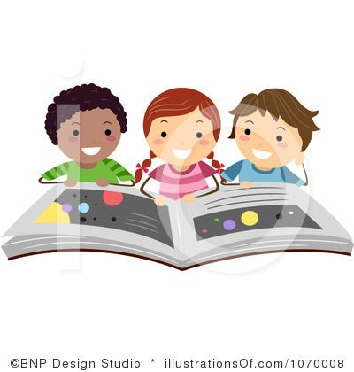 Clip Art Multicultural Literacy Royalty Free Rf Education