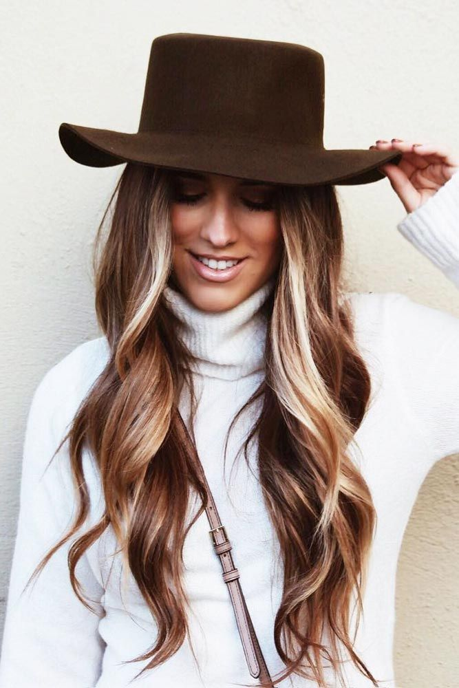 33 Cool Winter Hairstyles For The Holiday Season Hair Pinterest