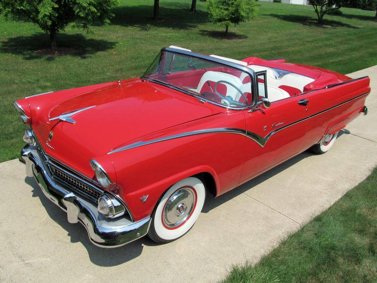 1955 ford 1955 ford fairlane paint cross reference cars pinterest ford fairlane ford and cars