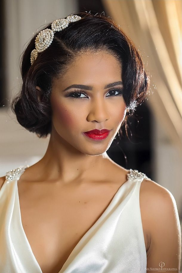black women wedding hair styles glamorous lip bridal style lipsticks and 9924 | 18fc82e2a7cfaa27eefcb59ceb936ef4