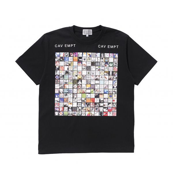 Cav Empt MD-Research T-Shirt - MD-Research T-Shirt from Cav Empt.  Look closely.