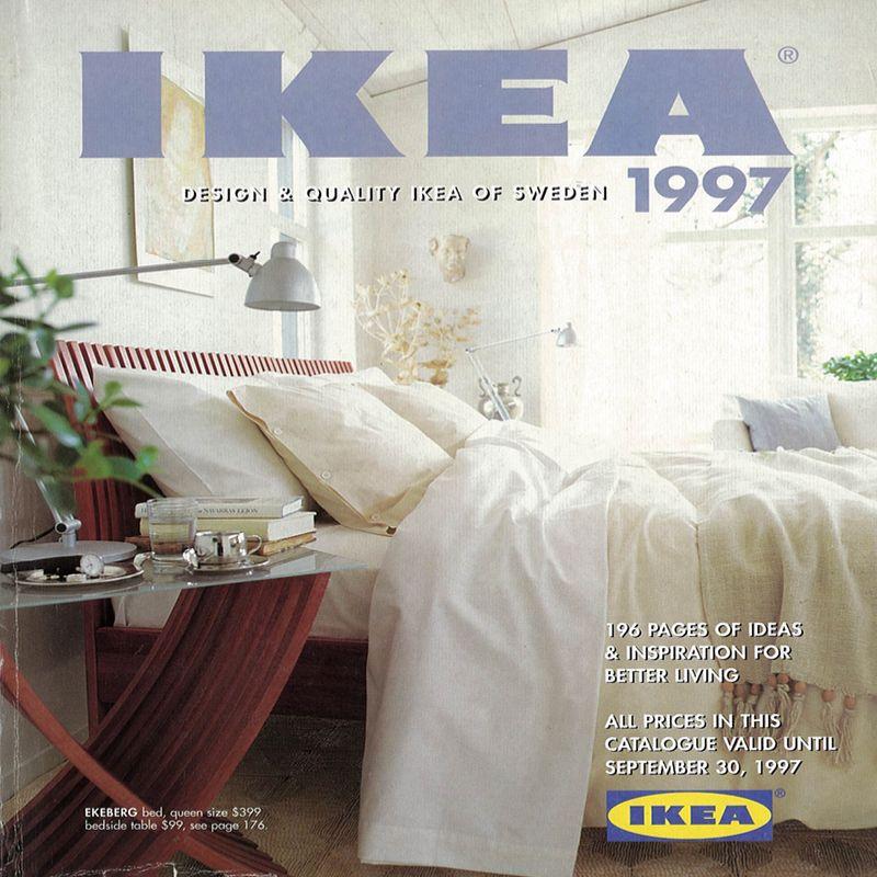 The 1997 IKEA Catalogue    IKEA moodboard   Ikea furniture
