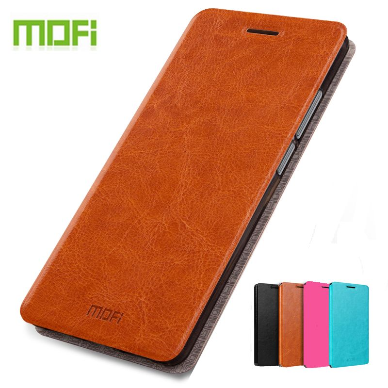 the best attitude 120ff 1c5fd Mofi For ZTE Nubia Z11 Mini S 5.2'' Case Hight Quality Luxury Flip ...