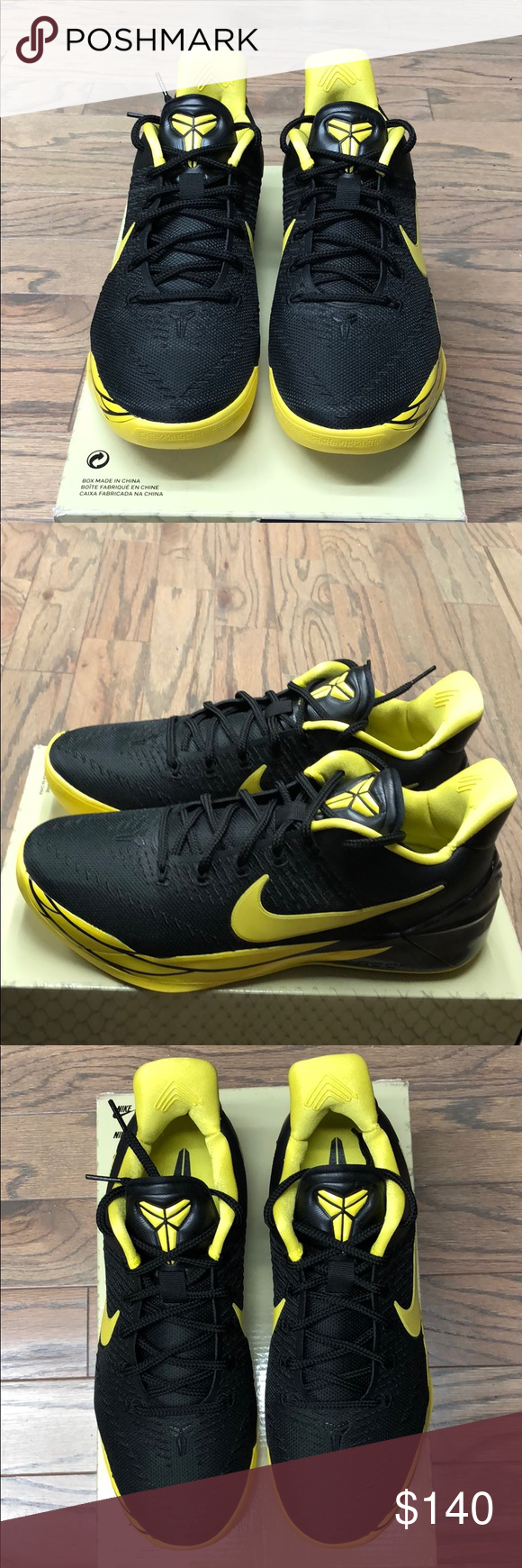 "70dff735ec14 Kobe A.D. Oregon Brand New Kobe A.D. ""Oregon"" Size 10"