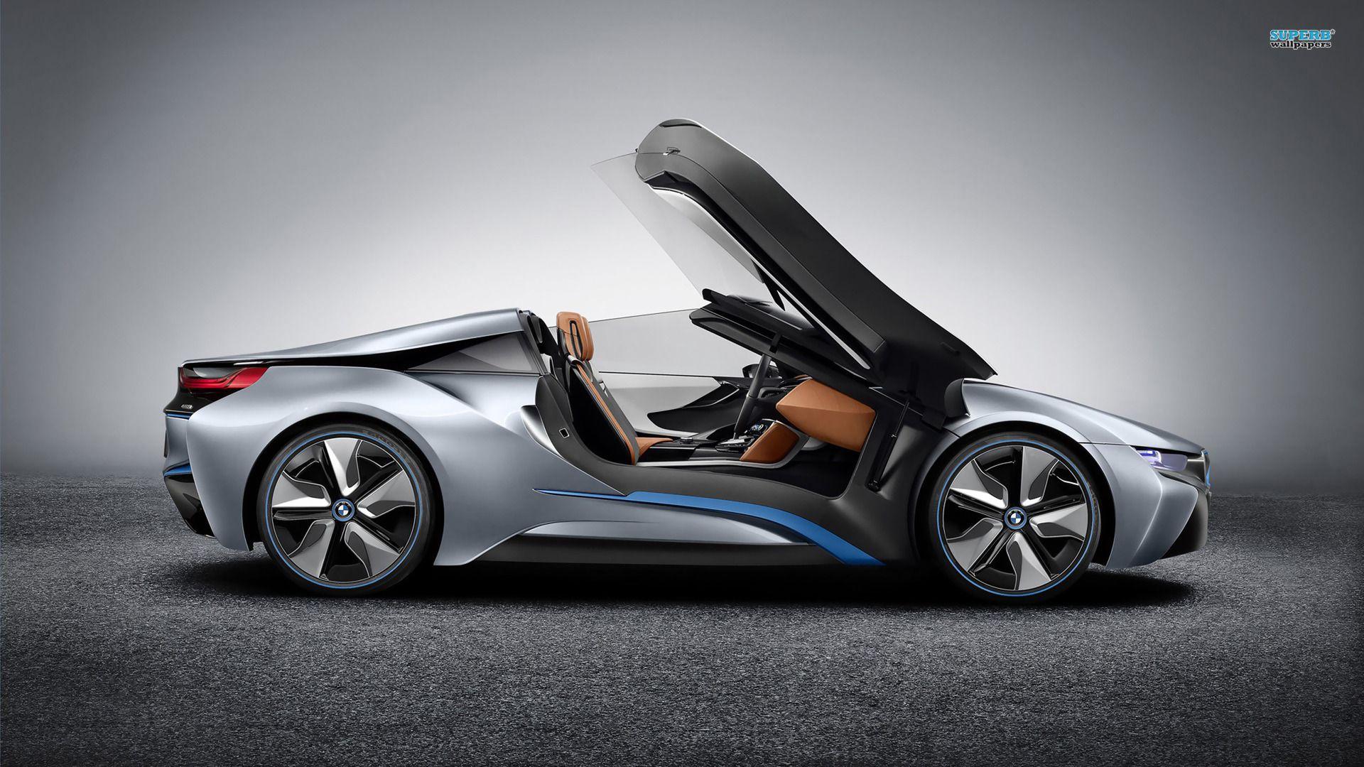 Bmw I8 Spyder Concept Car Wallpapers Http Whatstrendingonline Com Bmw I8 Spyder Concept Car Wallpapers Bmw I8 Bmw Bmw Concept Car