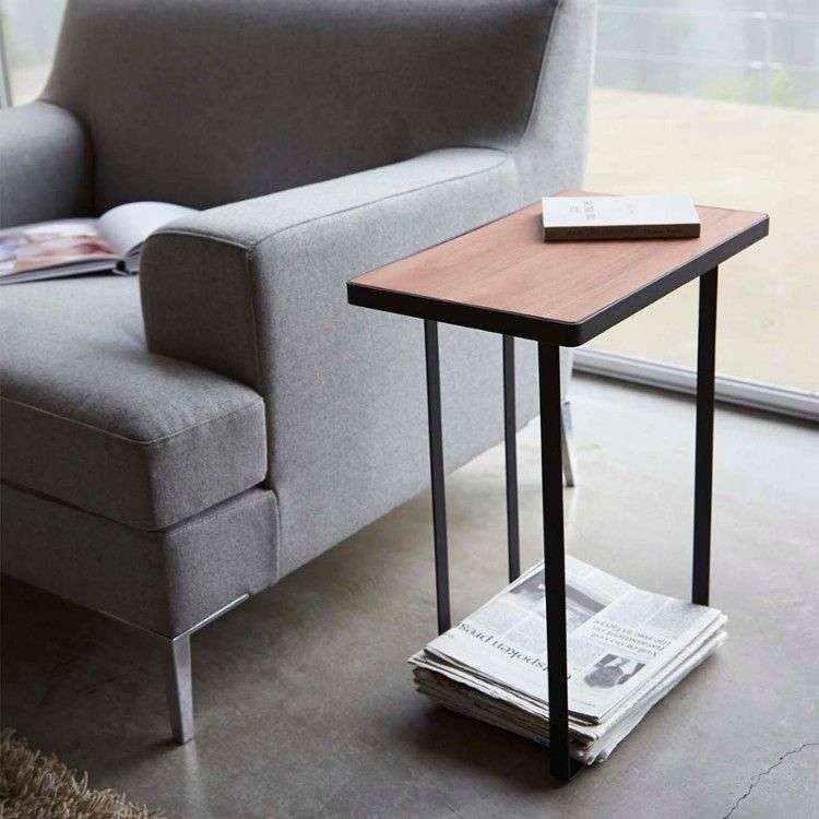 Tower Magazine Side Table | Zola