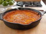 Cheesy Refried Beans Casserole by Ree Drummond Cheesy Refried Beans Casserole by Ree Drummond,