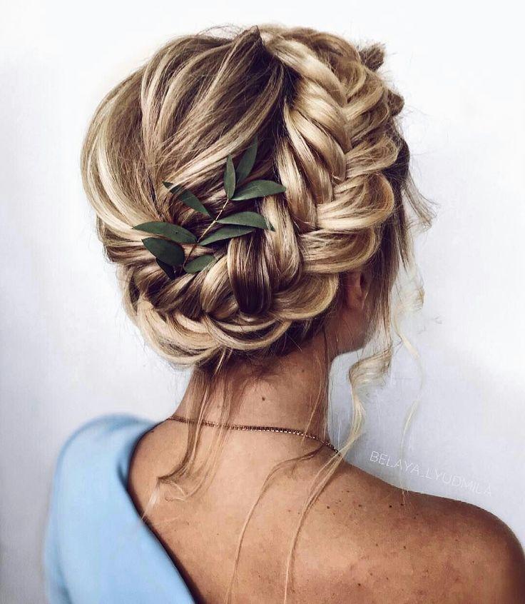 Pin Von Sabi Auf Hair Inspiration Geflochtene Frisuren Frisur Inspirationen Frisuren Mit Zopf