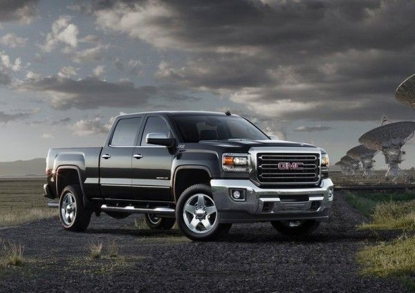 2015 GMC Sierra HD Wallpapers View 600x425 2015 GMC Sierra HD Full Review, Performa With Images