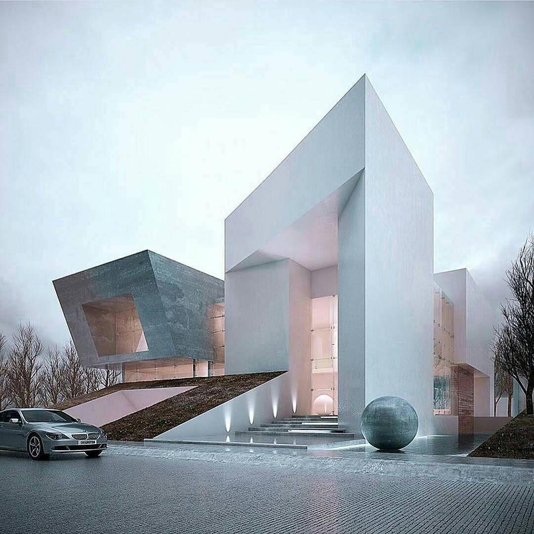 Amazing Architecture Magazine: Villa Jeddah Two Designed By Creato Arquitectos. Via