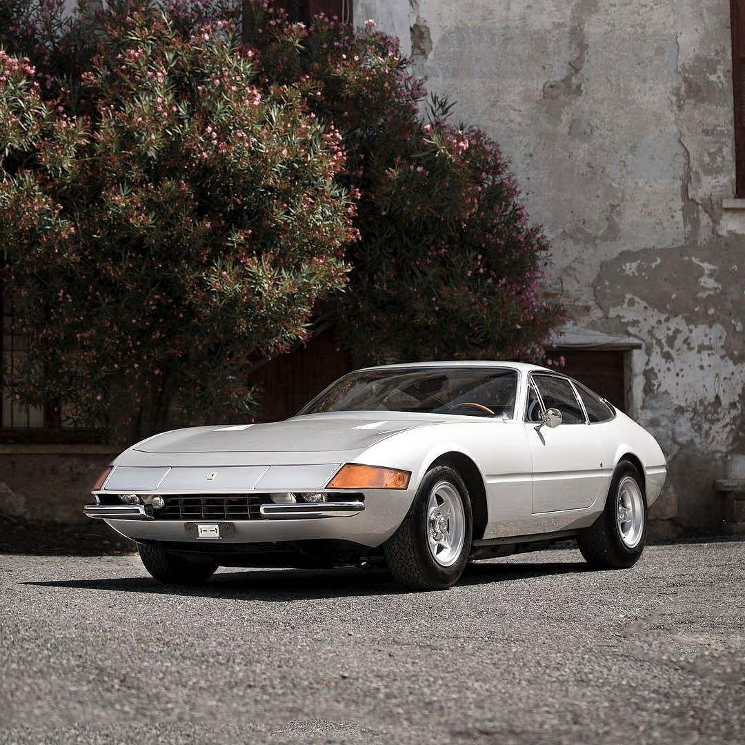 Ferrari 365 Gtb4 Daytona Via Girardoandco Classiccar Voiture