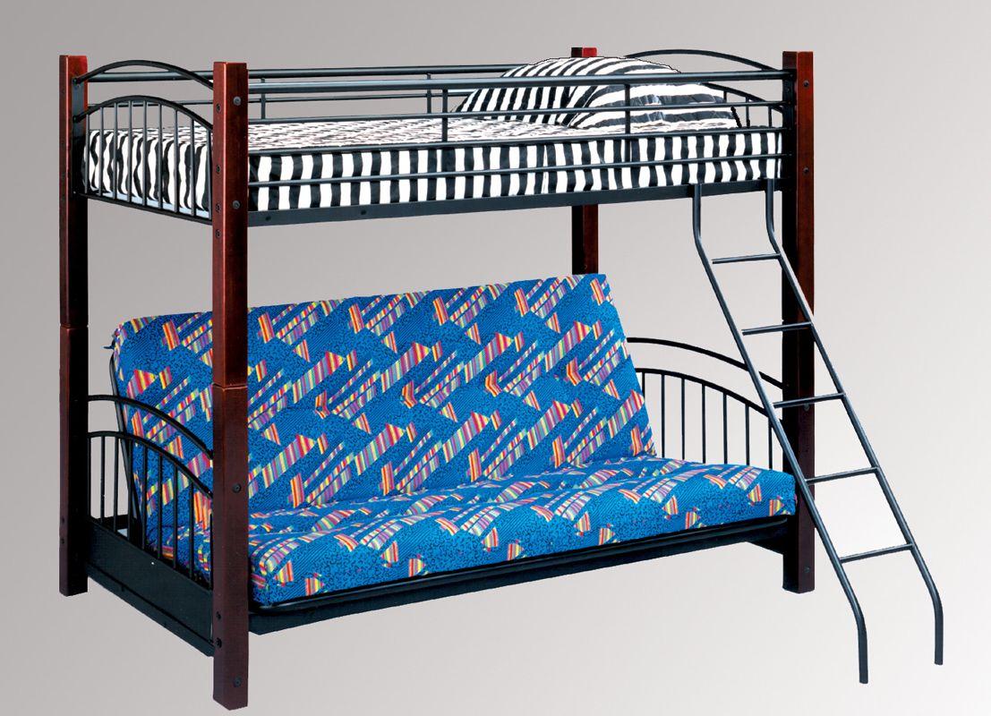 Instructions Decorate Twin Over Futon Bunk Bed Https Www Joninewman Com Instructions Decorate Twin Over Futon Bunk Bed Homebeds Twin Artesanato Em Vidro