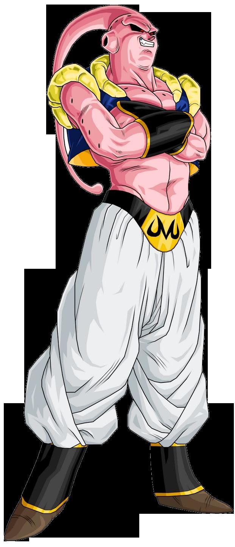 Super buu gotenks absorbido dragon ball z pinterest dragon ball anime and comic - Bou dragon ball z ...