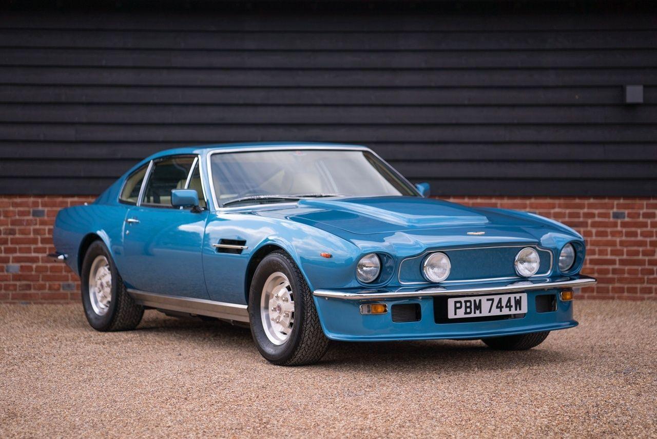 1980 Aston Martin V8 Vantage Ex Victor Gauntlett Classic Driver Market Aston Martin Cars Aston Martin Aston Martin Lagonda