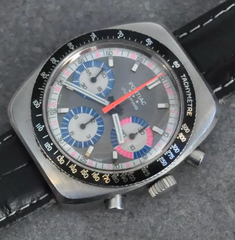 Pinterest Pontiac Reloj Pontiac Chronograph Pinterest 1960'sRelojes 1960'sRelojes Chronograph Reloj CodBWrxe