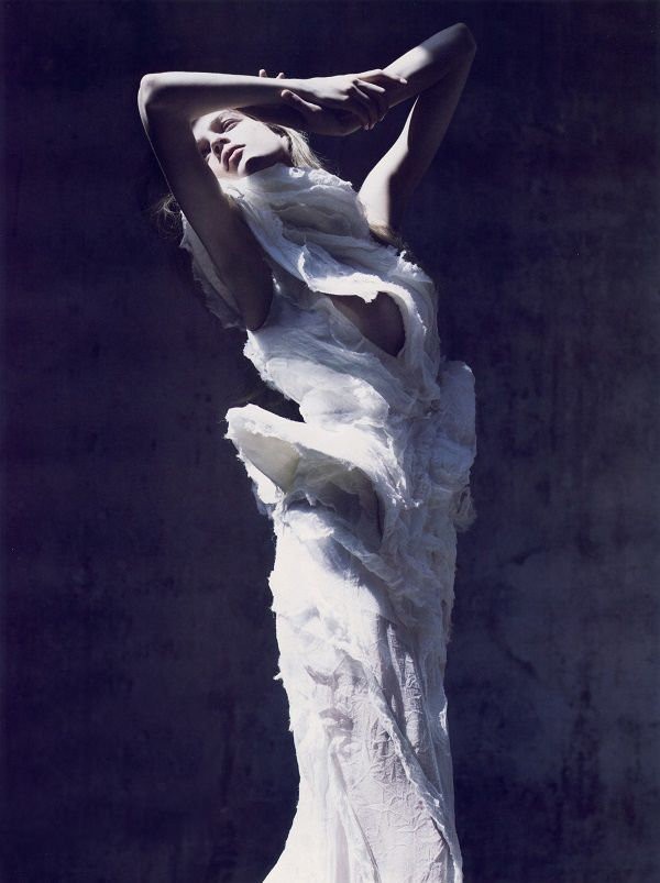 Saint Olivier   Mario Sorrenti #photography   Vogue Paris October 2007   via tumblr