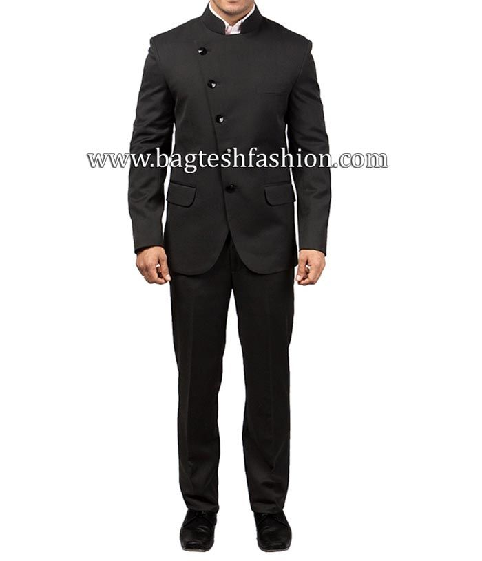 Indian Wedding Angrakha Jodhpuri Suit | Jodhpuri Suits | Pinterest ...