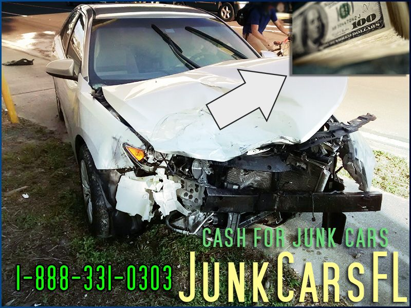 Cash For Junk Cars Orlando Free Towing Fast Removal