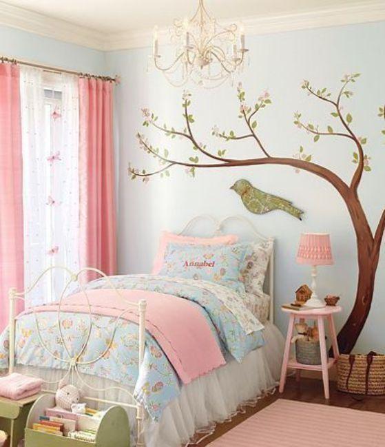 13 Imagenes de cuartos pequenos para ninas