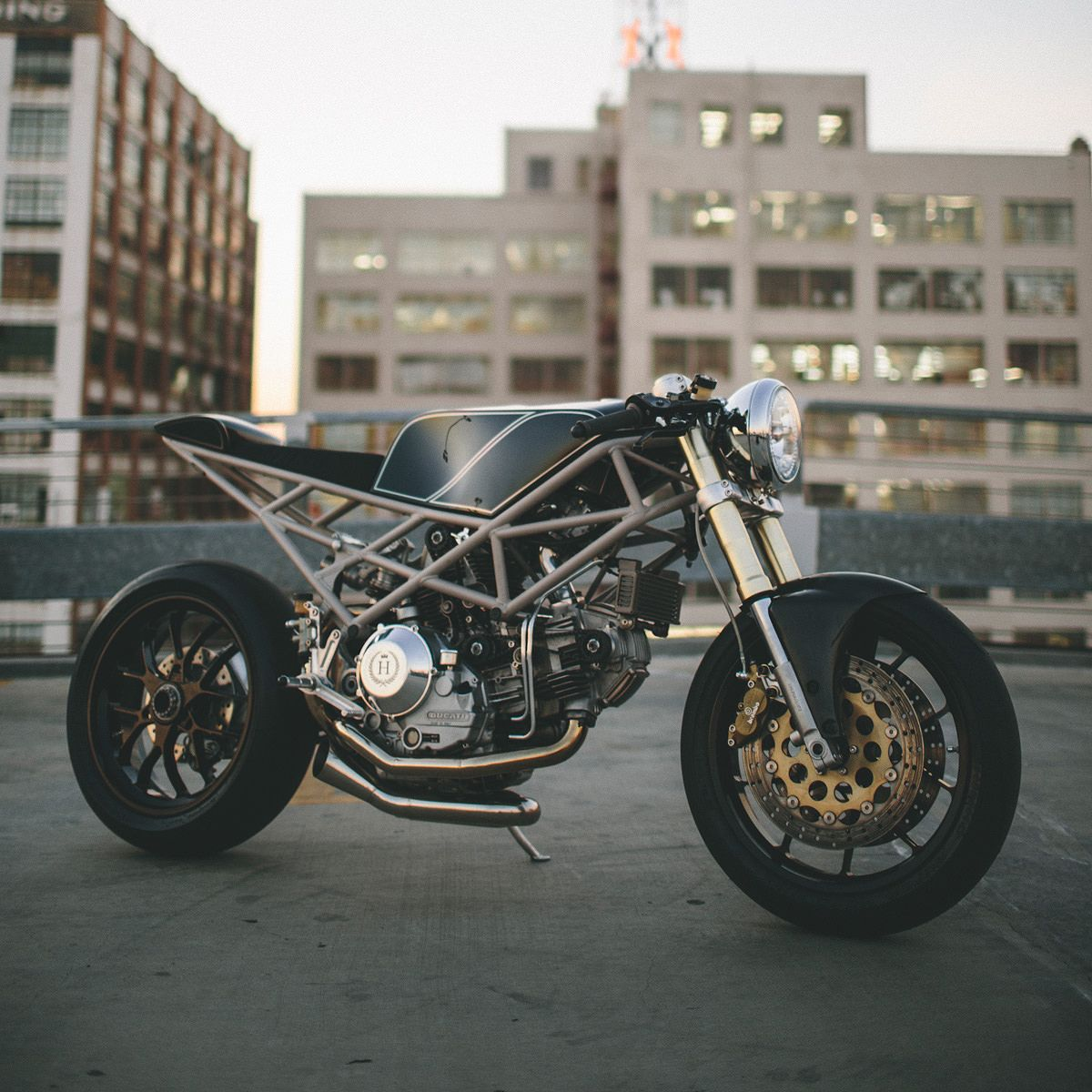 the motorcycle as art: hazan motorworks' ducati | ducati, ducati
