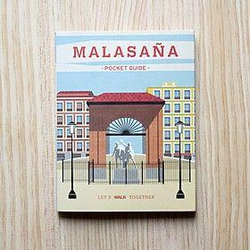 Guía de Bolsillo de Malasaña