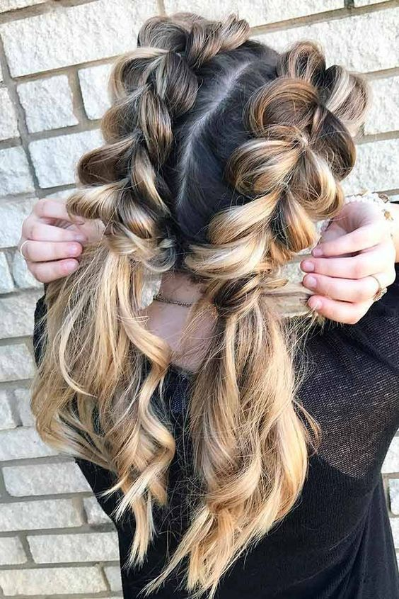 Cute Hairstyles for a First Date ☆ See more:hairstyles http ...