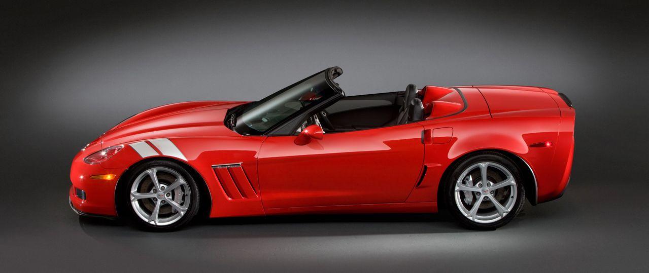 2010 Corvette Grand Sport Convertible Corvette grand