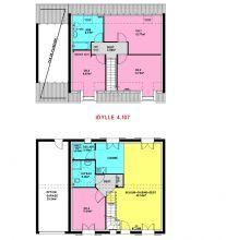 Maison IDYLLE 4.107