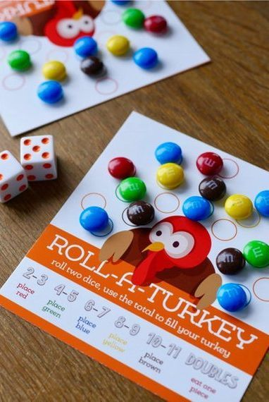 15 Thanksgiving Games for Kids That'll Occupy Them Until Dinner