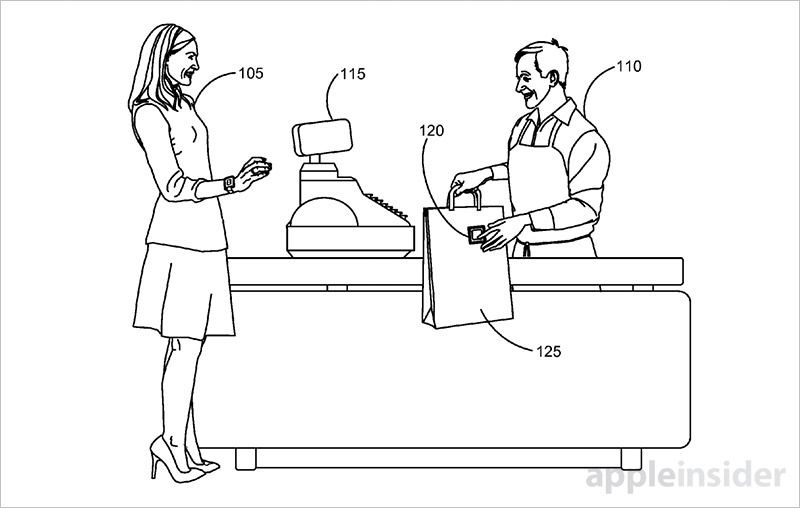 Apple invention uses RFID tags, Apple Watch to track food nutrition