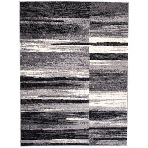 Teppich Taurean in Dunkelgrau 17 Stories Teppichgröße: 120 x 170 cm