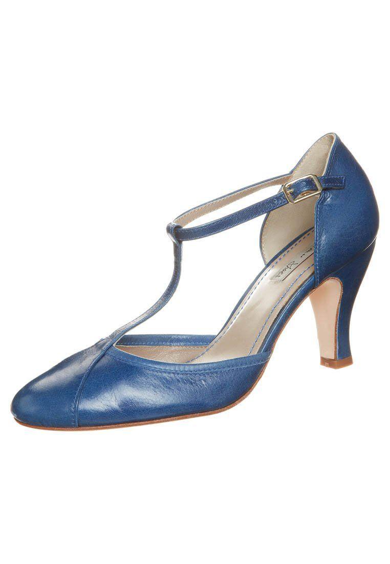 Blue pumps fot the mother of the bride - Tosca Blu