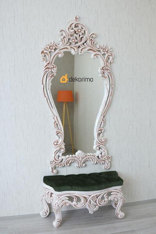 Puflu Ayna Fiyatlari Puflu Ayna Modelleri Ayna Puf Takimlari