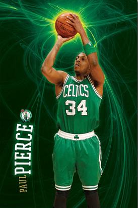 Paul Pierce Boston Celtics Boston Celtics Boston Celtics Basketball Paul Pierce