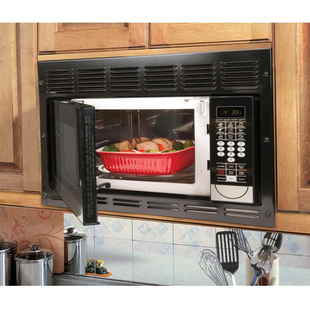 Dometic Convection Microwave With Black Trim Kit Dometic