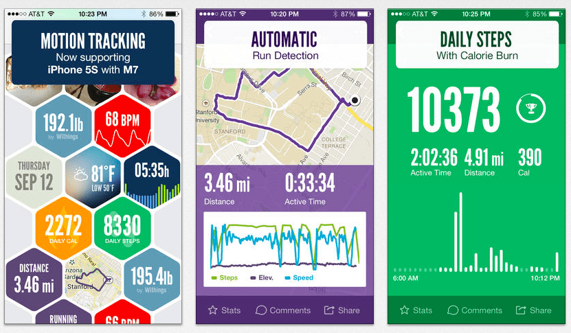 5 Favorite Fitness Apps #favorite #Fitness