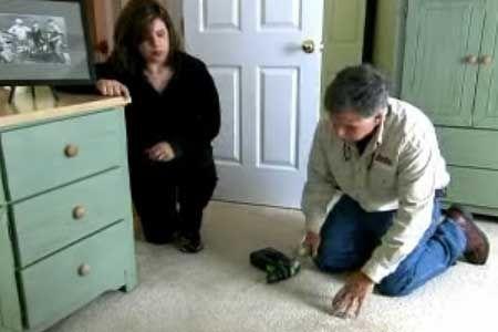 Fixing Squeaks Under Carpet Squeaky Floors Fix Squeaky Floors Squeeky Floors
