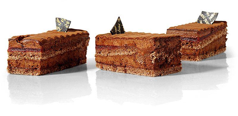 Kakku & Leipä Keisari. Suklaatryffeli-leivos. Suussa sulava suklaaunelma. Kolme kahden hinnalla(Norm. hinta 3,50 €/kpl).
