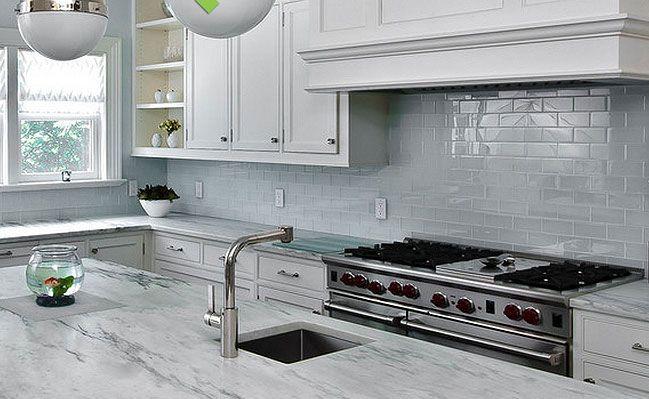 kitchen tiles design glass subway tile
