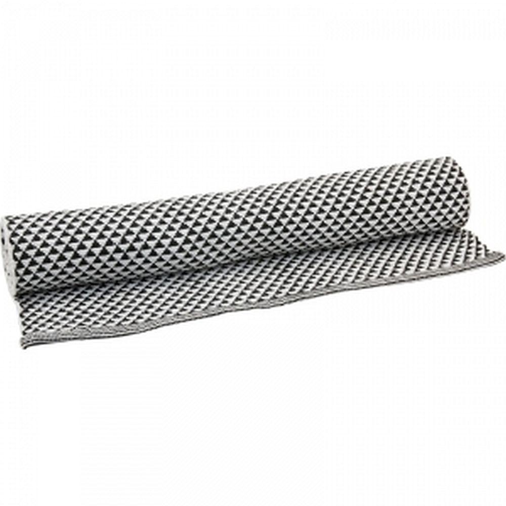 Fesselnd ENTRANCE Bold Patterned Carped Liv   Teppich / Läufer Tippie Für Draußen /  Schwarz/weiß