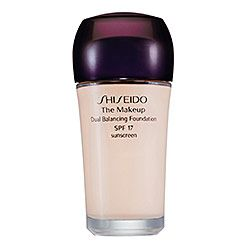 Shiseido - The Makeup Dual Balancing Foundation SPF 17  #sephora