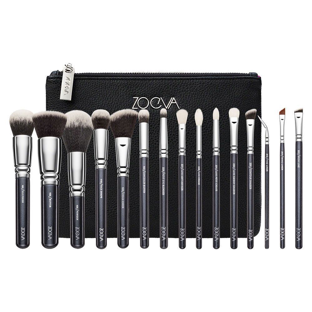 ZOEVA Complete Brush Set Makeup Brushes Beauty Bay