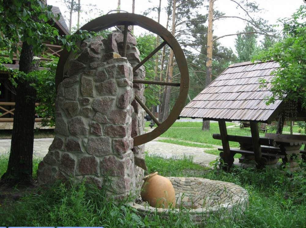 данный декоративные водяные мельницы фото один российский певец