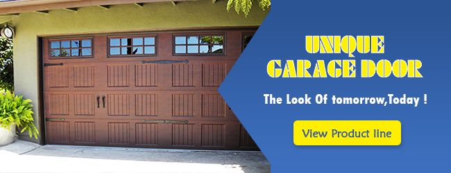 Unique Garage Door @ Garage Doors 4 Less