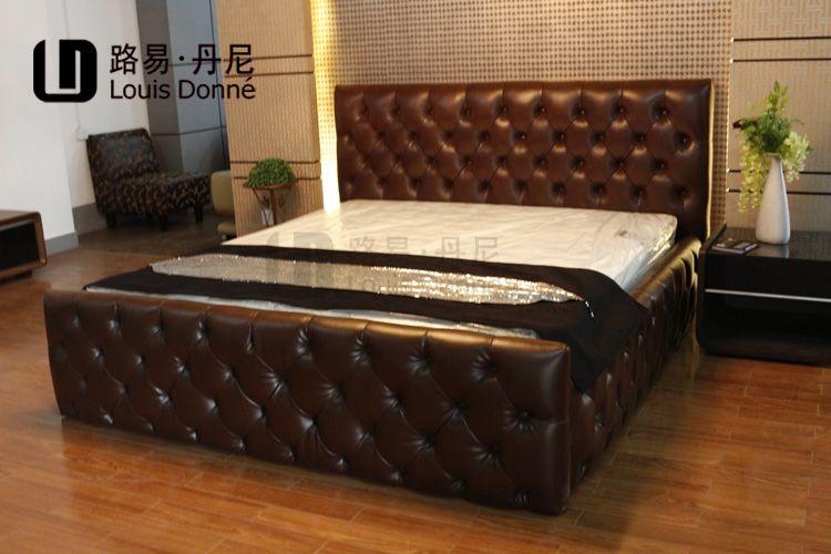 single bed size design. Modern New Design King Single Bed Size 8