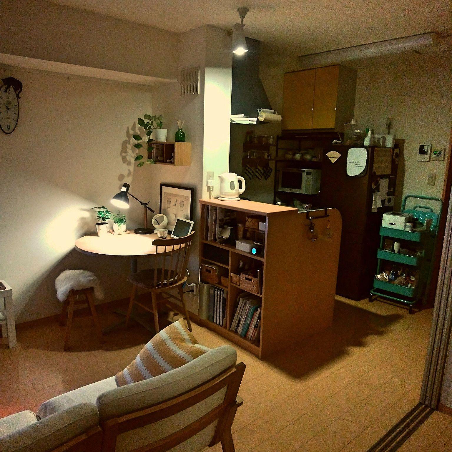 キッチン ひとり暮らし ワンルーム 狭い部屋 一人暮らし などの