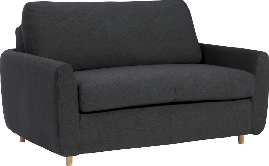 HONOVI canapé-lit compact en chambray - Habitat | Canape lit ...